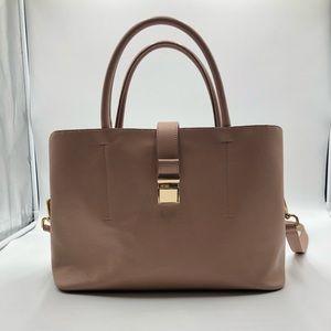 Beige forever 21 handbag